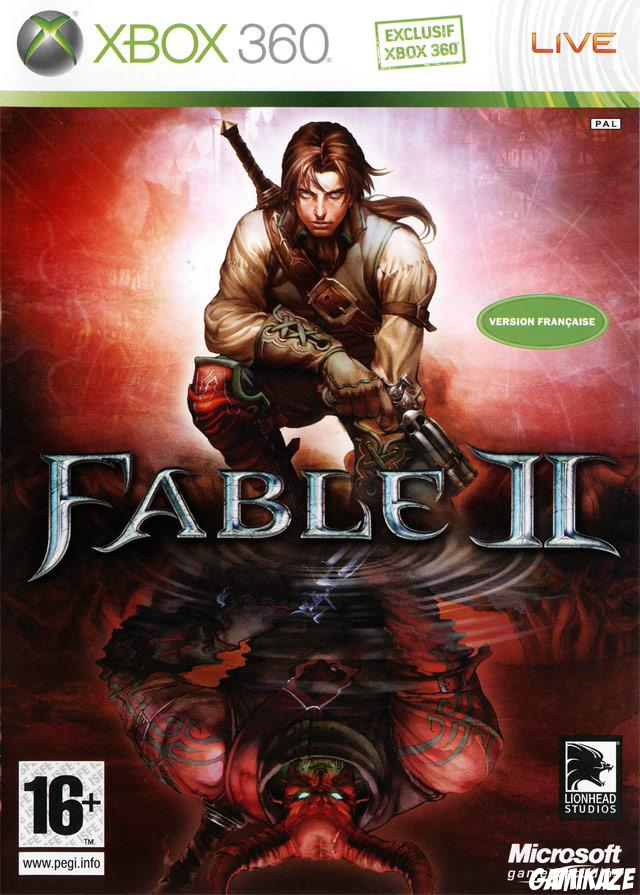cover Fable II x360