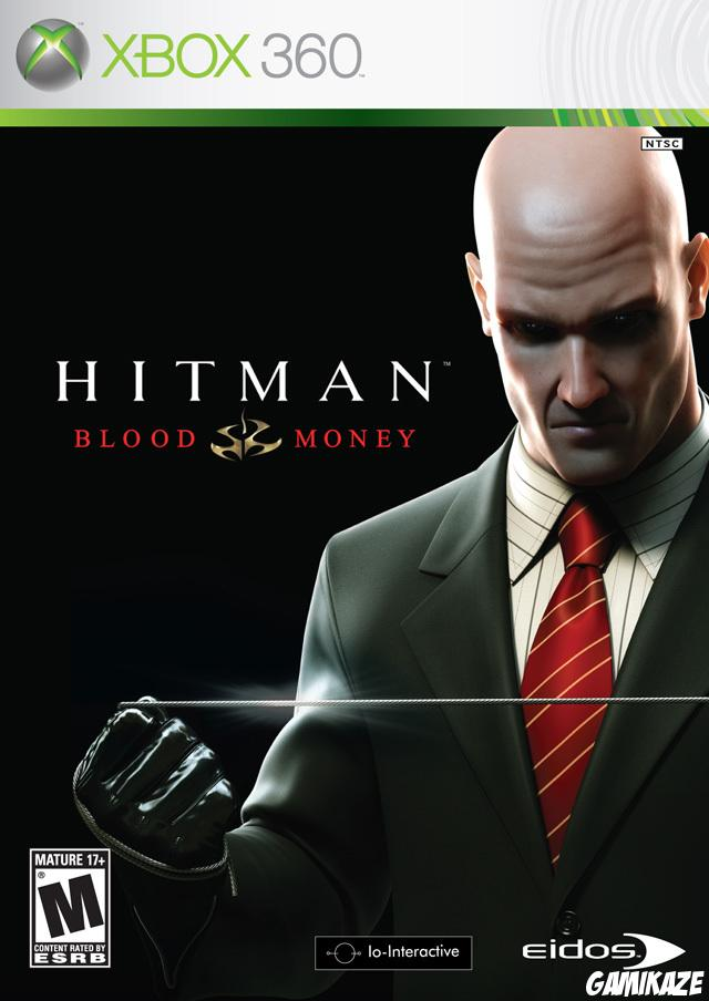 cover Hitman : Blood Money x360