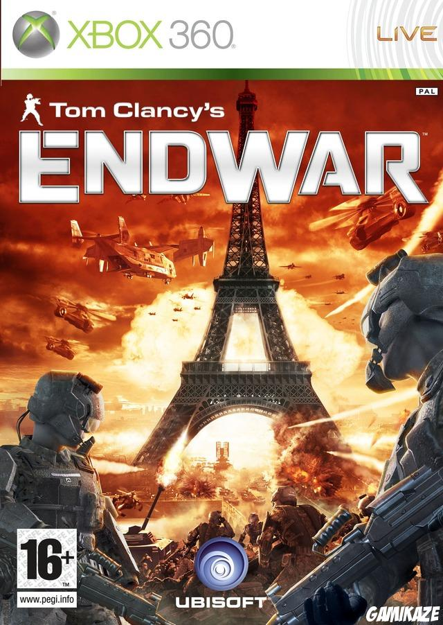 cover Tom Clancy's EndWar x360