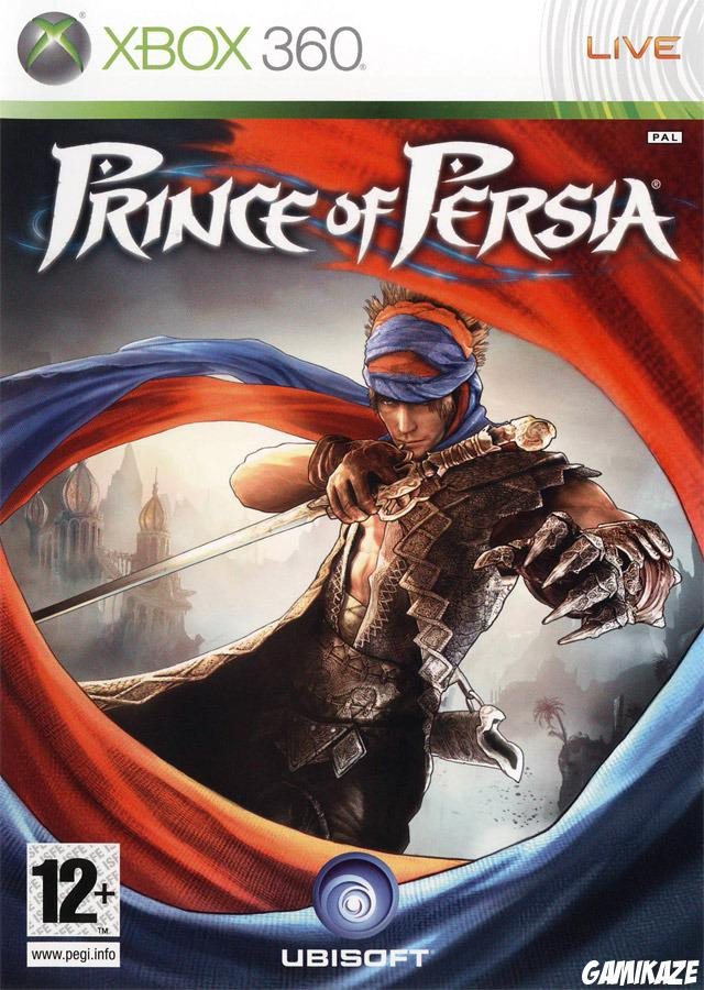 cover Prince of Persia x360