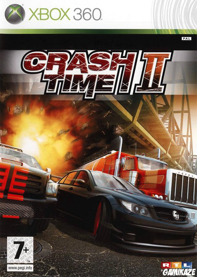 cover Crash Time II x360