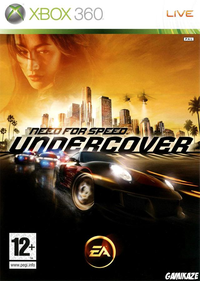 cover Need for Speed Undercover x360