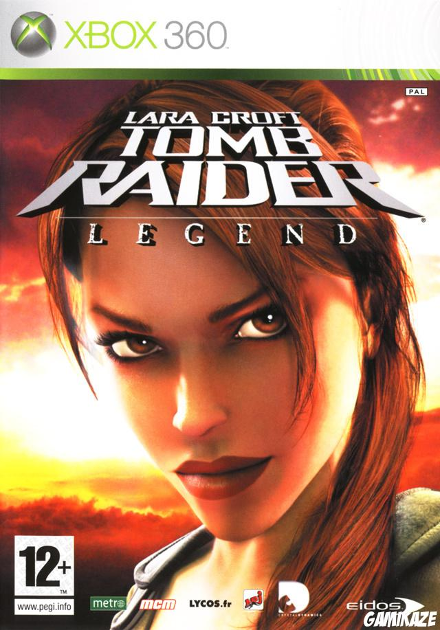 cover Tomb Raider Legend x360