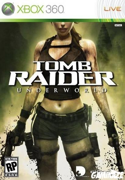 cover Tomb Raider Underworld x360