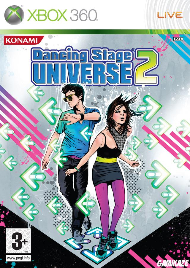 cover Dancing Stage Universe 2 x360