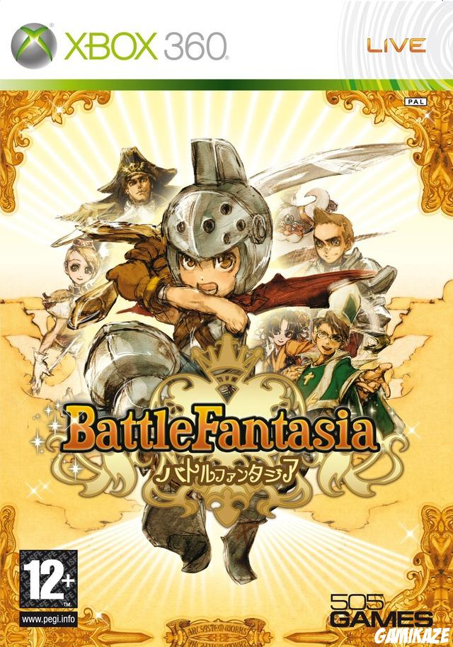 cover Battle Fantasia x360
