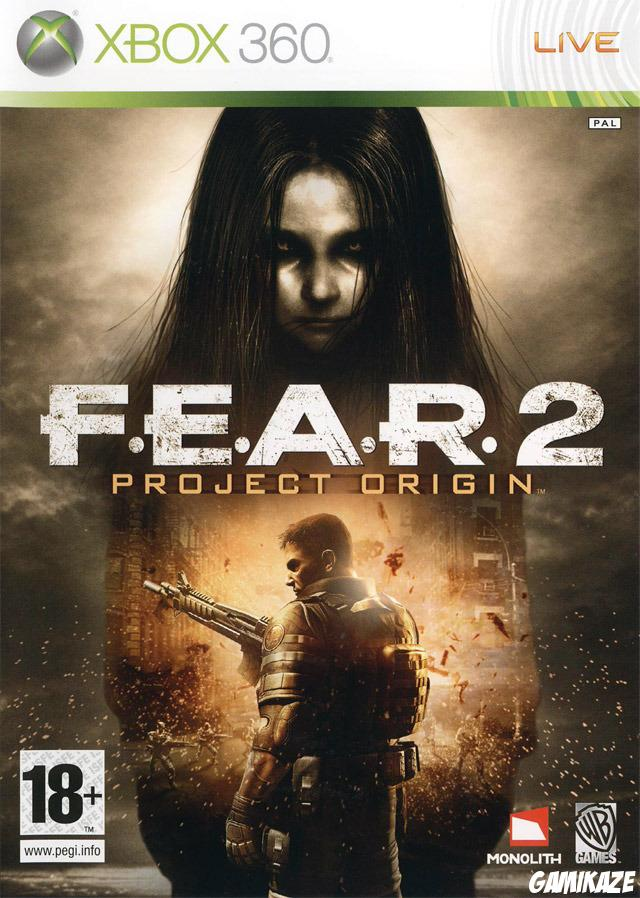 cover F.E.A.R. 2 : Project Origin x360