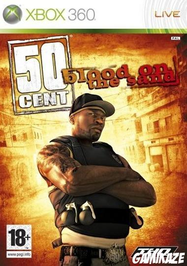 cover 50 Cent : Blood on the Sand x360