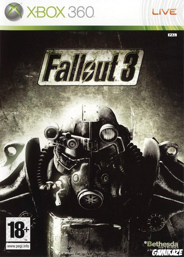 cover Fallout 3 : The Pitt x360