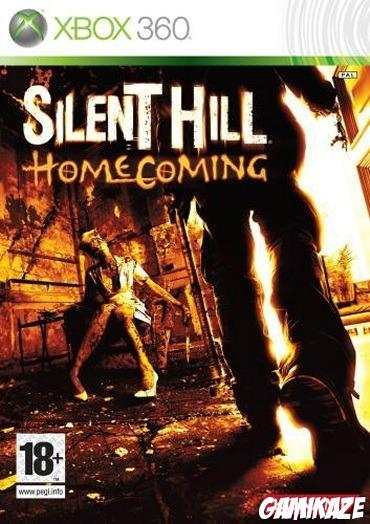cover Silent Hill : Homecoming x360