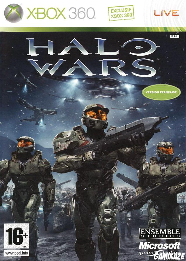 cover Halo Wars x360