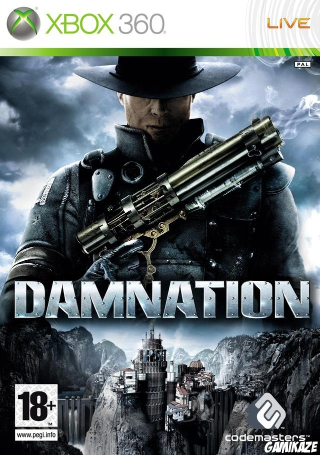 cover Damnation x360
