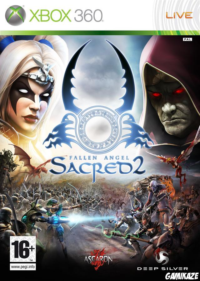 cover Sacred 2 : Fallen Angel x360