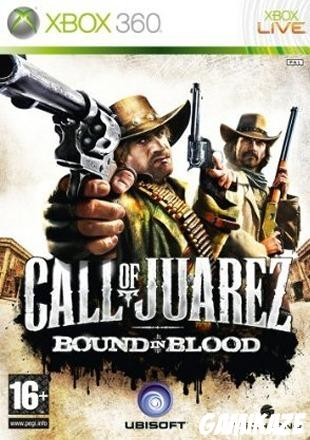cover Call of Juarez : Bound in Blood x360