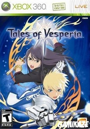 cover Tales of Vesperia x360