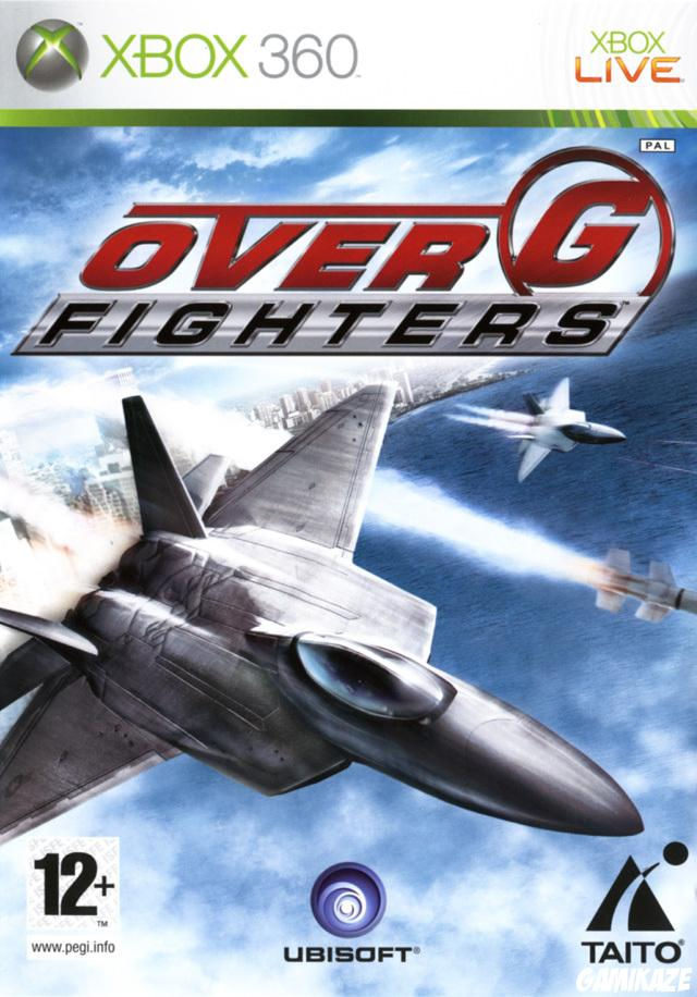 cover Over G Fighters x360