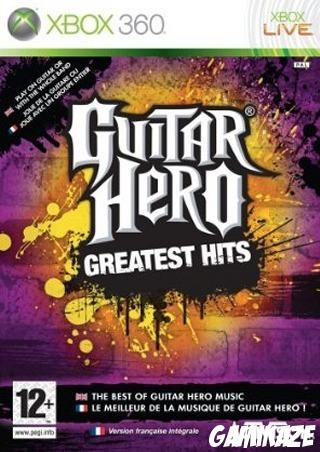 cover Guitar Hero Greatest Hits x360