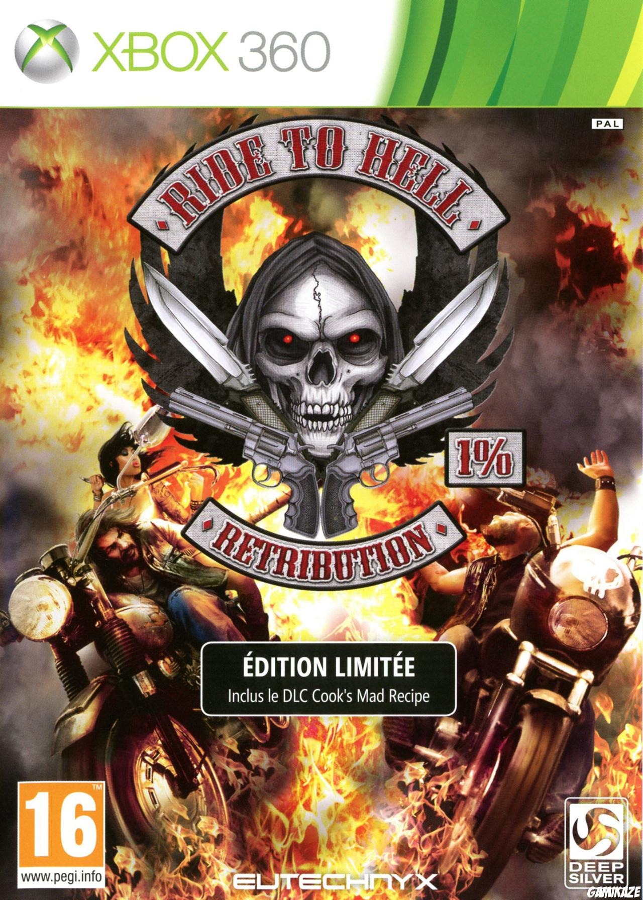 cover Ride to Hell x360