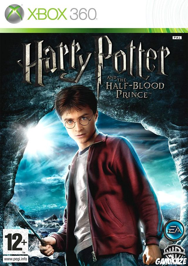 cover Harry Potter et le Prince de Sang-Mêlé x360