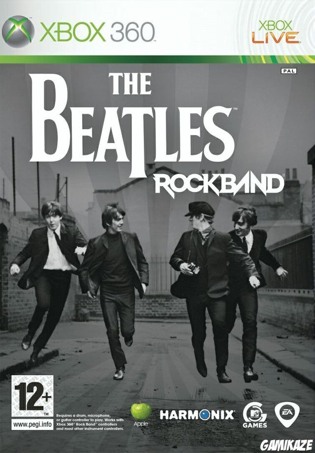 cover The Beatles : Rock Band x360