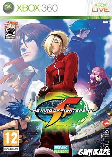 cover The King of Fighters XII x360
