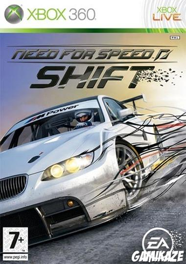 cover Need for Speed Shift x360