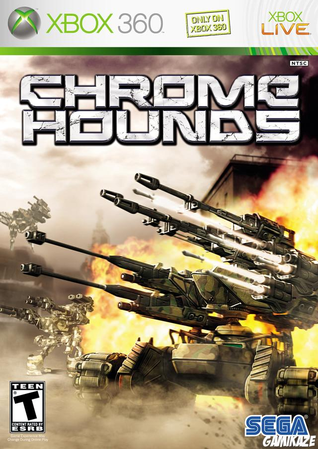 cover Chrome Hounds x360