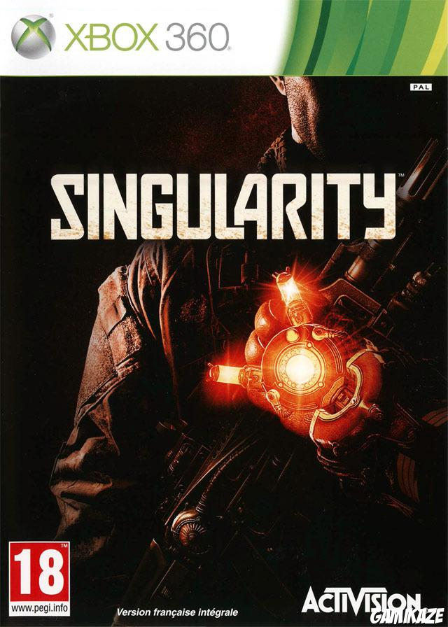 cover Singularity x360