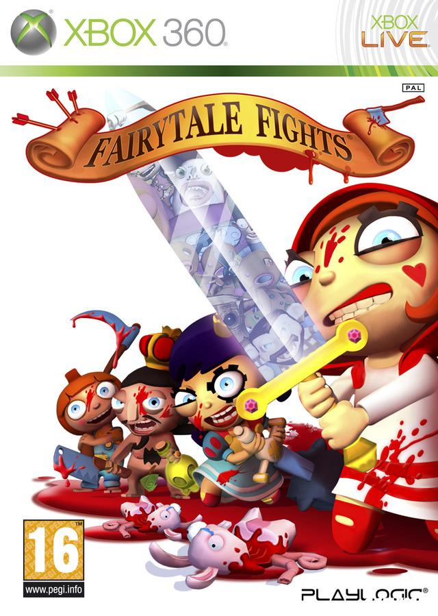 cover Fairytale Fights x360