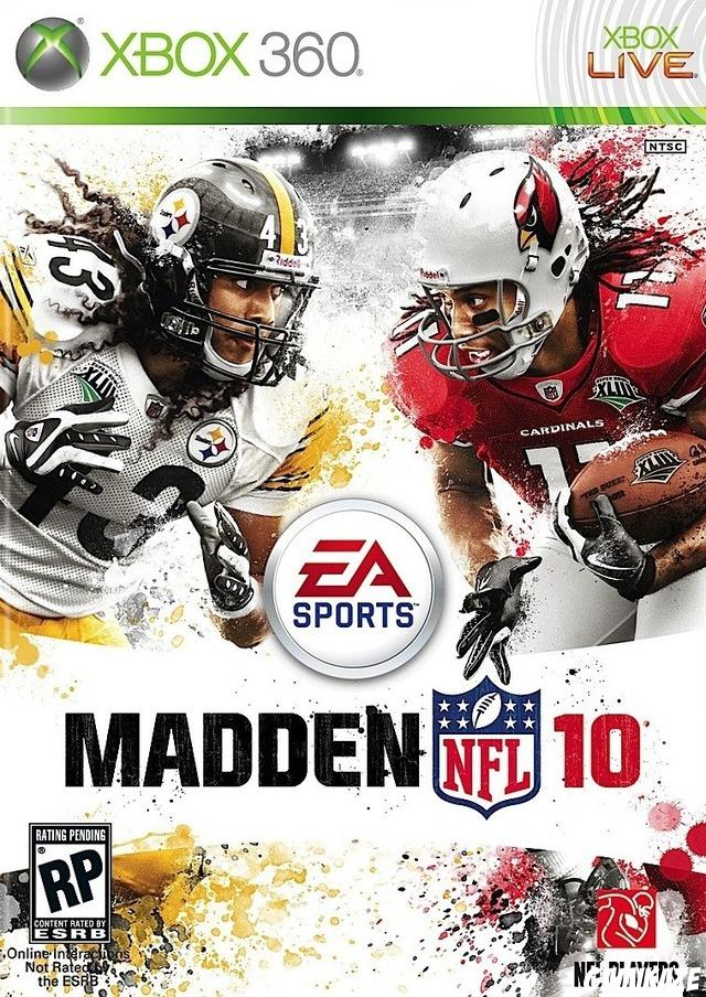 cover Madden NFL 10 x360