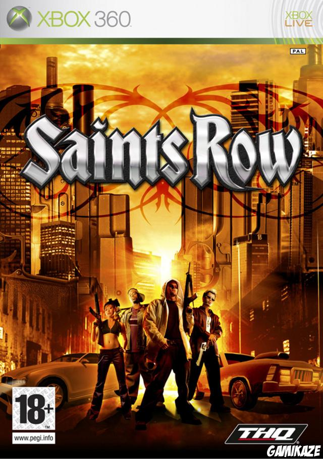 cover Saints Row x360