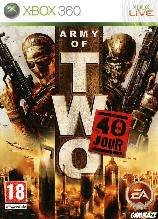 cover Army of Two : Le 40ème Jour x360