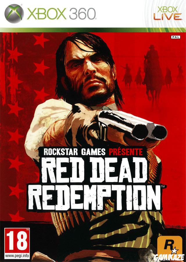cover Red Dead Redemption x360