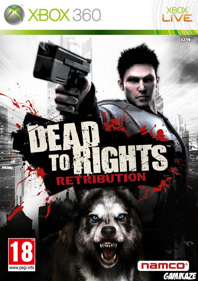 cover Dead to Rights : Retribution x360