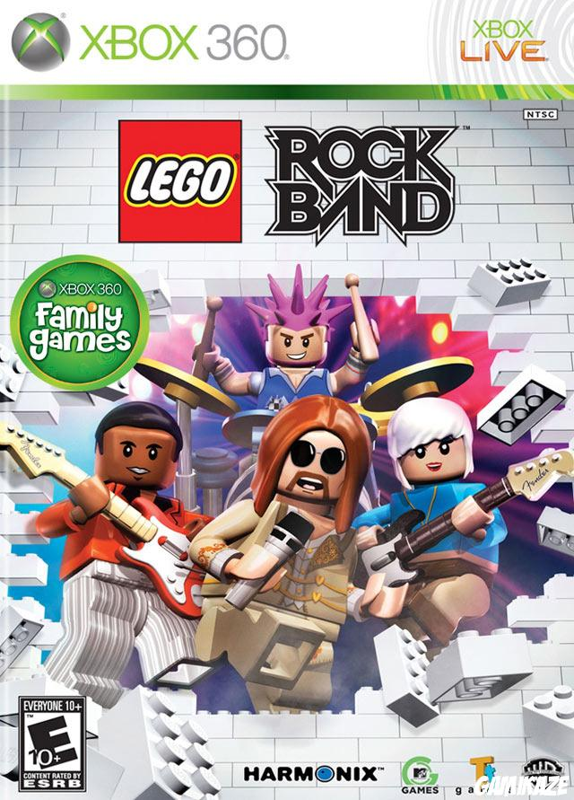 cover Lego Rock Band x360