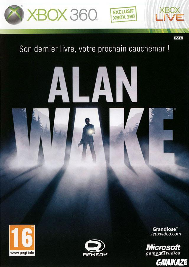 cover Alan Wake x360