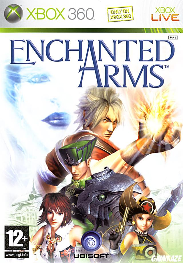 cover Enchanted Arms x360