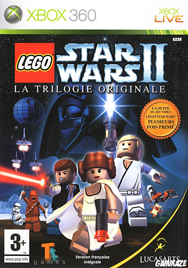 cover Lego Star Wars II : La Trilogie Originale x360