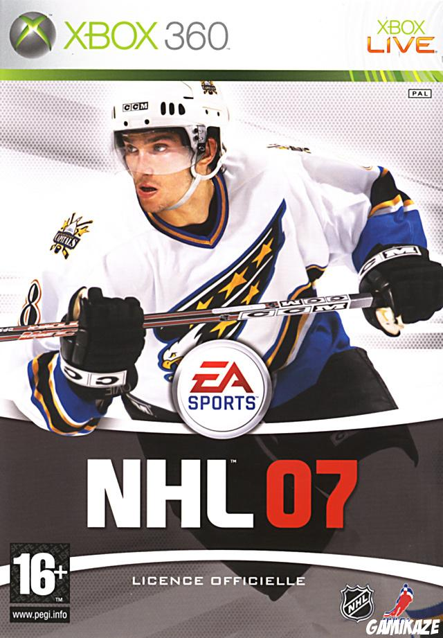 cover NHL 07 x360