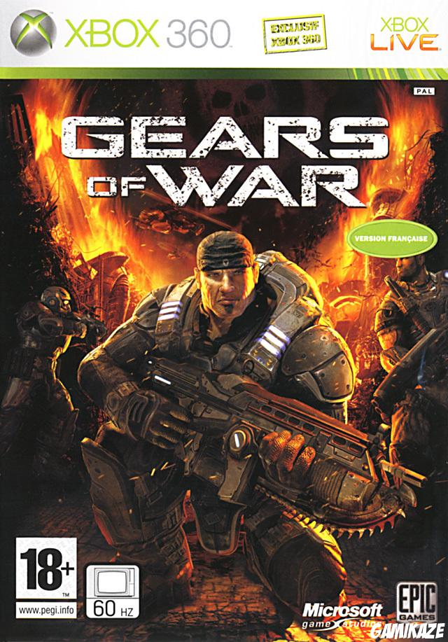 cover Gears of War x360