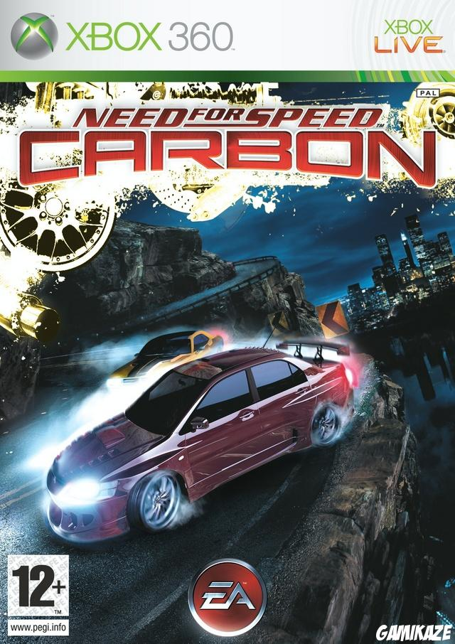 cover Need for Speed Carbon x360