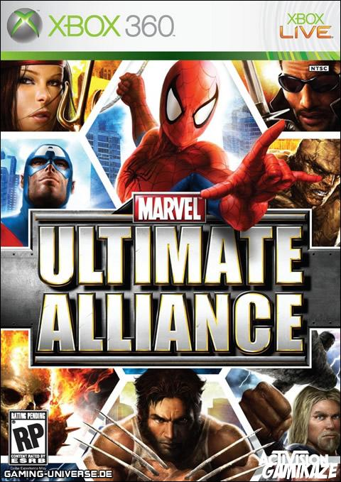 cover Marvel Ultimate Alliance x360