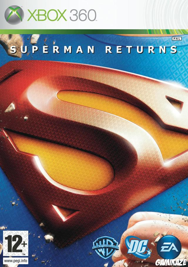 cover Superman Returns x360