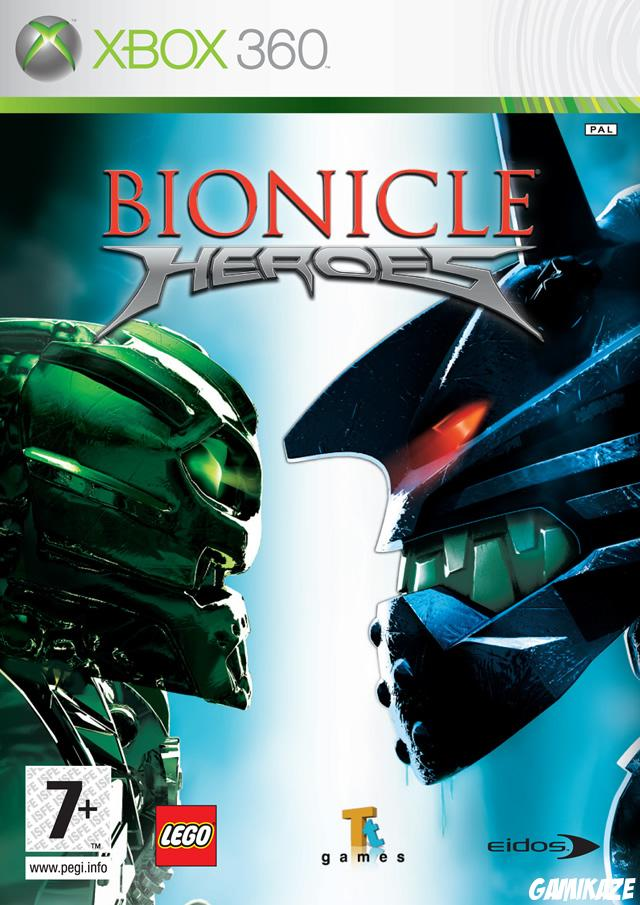 cover Bionicle Heroes x360