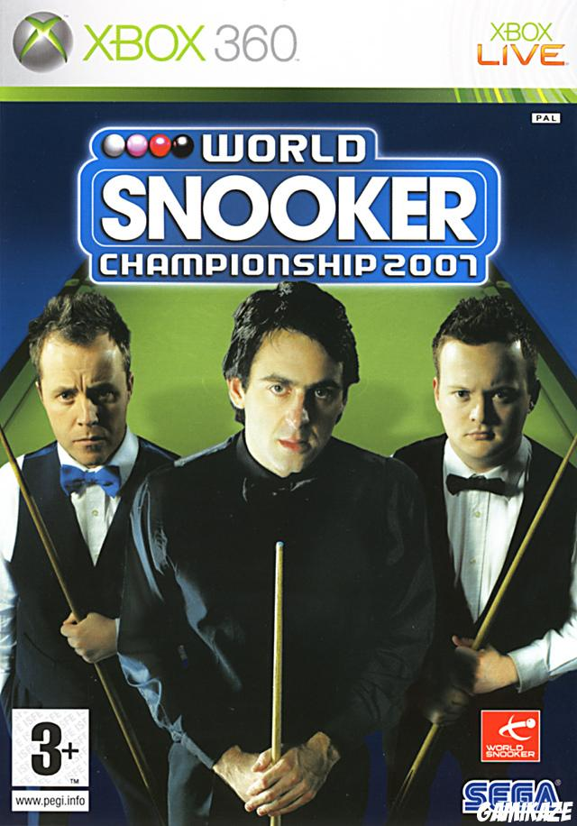 cover World Snooker Championship 2007 x360