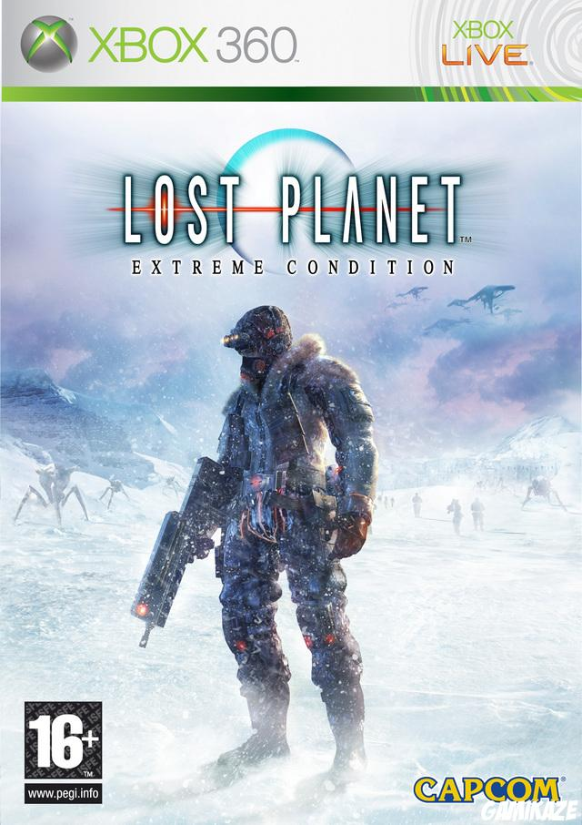 cover Lost Planet : Extreme Condition x360