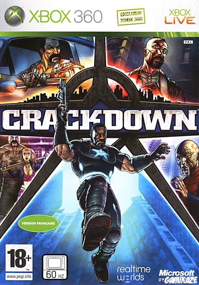 cover Crackdown x360