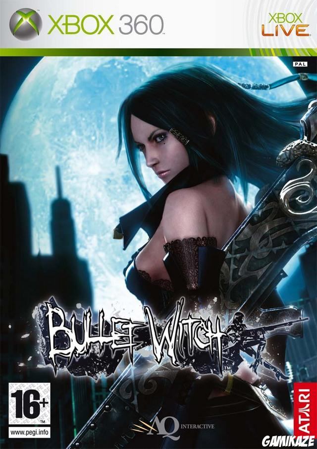 cover Bullet Witch x360