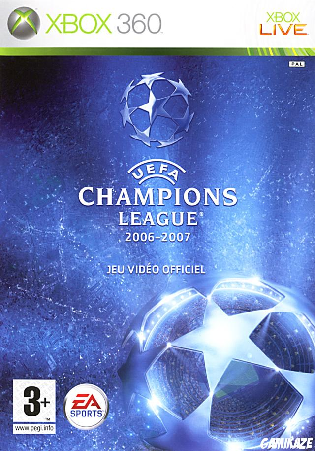 cover UEFA Champions League 2006-2007 x360