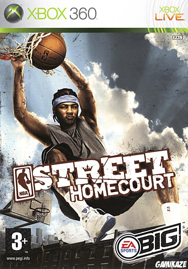 cover NBA Street Homecourt x360
